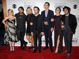 Melissa Rauch Photo - 6 January 2016 - Los Angeles California - Melissa Rauch Johnny Galecki Kaley Cuoco Simon Helberg Jim Parsons Mayim Bialik Kunal Nayyar Peoples Choice Awards 2016 - Press Room held at The Microsoft Theater Photo Credit Byron PurvisAdMedia