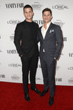 Charlie Carver Photo - 26 February 2016 - West Hollywood California - Max Carver Charlie Carver Arrivals for the Vanity Fair LOreal Paris  Hailee Steinfeld Host DJ Night held at Palihouse Holloway Photo Credit Birdie ThompsonAdMedia