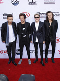 Liam Payne Photo - 17 May 2015 - Las Vegas Nevada -  One Direction Liam Payne Louis Tomlinson Niall Horan Harry Styles  2015 Billboard Music Awards Arrivals at the MGM Grand Garden Arena Photo Credit MJTAdMedia