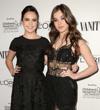 Bailee Madison Photo - 26 February 2016 - West Hollywood California - Bailee Madison Hailee Steinfeld Arrivals for the Vanity Fair LOreal Paris  Hailee Steinfeld Host DJ Night held at Palihouse Holloway Photo Credit Birdie ThompsonAdMedia