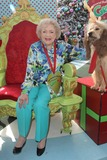 Betty White Photo - 6 December 2012 - Hollywood California - Betty White Max the Dog The Grinch and Max the Dog Present Celebrated Actor Author and Animal Activist Betty White with the Who-Manitarian of the Year Award Held at Universal Studios Photo Credit Kevan BrooksAdMedia