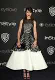 Amanda Crews Photo - 8 January 2017 - Los Angeles California - Amanda Crew InStyle  Warner Bros Pictures Golden Globes After Party 2017 held at the Beverly Hilton Hotel Photo Credit AdMedia