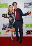 Audrey Whitby Photo - 18 November - Hollywood Ca - Audrey Whitby Joey Bragg Arrivals for the premiere of Disney XDs original movie Mark  Russells Wild Ride held at ArcLight Hollywood Photo Credit Birdie ThompsonAdMedia
