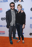 Charlie Day Photo - 03 May 2016 - Beverly Hills California - Charlie Day Mary Elizabeth Ellis Arrivals for the Los Angeles premiere of EPIXs Under the Gun held at the Samuel Goldwyn Theater Photo Credit Birdie ThompsonAdMedia