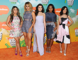Fifth Harmony Photo - 12 March 2016 - Inglewood California - Ally Brooke Dinah-Jane Hansen Lauren Jauregui Normani Kordei Camila Cabello Fifth Harmony 2016 Nickelodeon Kids Choice Awards held at The Forum Photo Credit Byron PurvisAdMedia