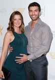 Emily Foxler Photo - 23 April 2015 - Sherman Oaks California - Justin Baldoni Emily Foxler 36th College Television Awards held at the Skirball Cultural Center Photo Credit Theresa BoucheAdMedia