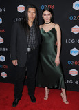 Amber Midthunder Photo - 26 January 2017 - West Hollywood California - David Midthunder Amber Midthunder FXs Legion Los Angeles Premiere held at The Pacific Design Center Photo Credit Birdie ThompsonAdMedia