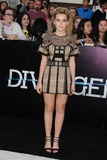 Kiernan Shipka Photo - 18 March 2014 - Westwood California - Kiernan Shipka Divergent Los Angeles Premiere held at The Regency Bruin Theatre Photo Credit Byron PurvisAdMedia