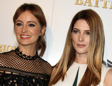 ASHLEY GREEN Photo - 15 February 2017 - Los Angeles California - Ahna OReilly and Ashley Greene In Dubious Battle Los Angeles Premiere held at the ArcLight Hollywood Theatre in Hollywood Photo Credit AdMedia