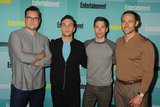Ari Millen Photo - 11 July 2015 - San Diego California - Kristian Bruun Ari Millen Jordan Gavaris Dylan Bruce Entertainment Weekly 2015 Comic-Con Celebration held at Float at the Hard Rock Hotel Photo Credit Byron PurvisAdMedia