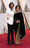 Dev Patel Photo - 26 February 2017 - Hollywood California - Dev Patel Anita Patel 89th Annual Academy Awards presented by the Academy of Motion Picture Arts and Sciences held at Hollywood  Highland Center Photo Credit AdMedia