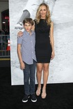 Kim Raver Photo - 09 April 2013 - Hollywood California - Kim Raver and Son 42 Los Angeles Premiere held at the TCL Chinese Theatre Photo Credit Russ ElliotAdMedia