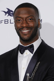 Aldis Hodge Photo - 26 February 2017 - West Hollywood California - Aldis Hodge 25th Annual Elton John Academy Awards Viewing Party held at West Hollywood Park Photo Credit Birdie ThompsonAdMedia