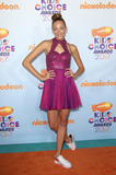 Ava Cota Photo - 11 March 2017 -  Los Angeles California - Ava Cota Nickelodeons Kids Choice Awards 2017 held at USC Galen Center Photo Credit Faye SadouAdMedia