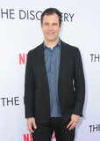 Alex Orlovsky Photo - 29 March 2017 - Los Angeles California - Alex Orlovsky  Premiere Of Netflixs The Discovery held at The Vista Theater in Los Angeles Photo Credit Birdie ThompsonAdMedia