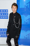 Ansel Elgort Photo - 28 August 2016 - New York New York - Ansel Elgort  2016 MTV Video Music Awards at Madison Square Garden Photo Credit Mario Santoro AdMedia