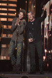 Tyler Hubbard Photo - 4 November 2015 - Nashville Tennessee - Brian Kelley Tyler Hubbard Florida Georgia Line 49th CMA Awards Country Musics Biggest Night held at Bridgestone Arena Photo Credit Laura FarrAdMedia