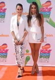Brie Bella Photo - 17 July 2014 - Los Angeles California - Brie Bella Nikki Bella Arrivals for the Nickelodeon Kids Choice Sports Awards 2014 held at UCLAs Pauley Pavilion in Los Angeles Ca Photo Credit Birdie ThompsonAdMedia