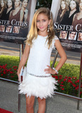 Ava Kolker Photo - 31 August 2016 - Hollywood California - Ava Kolker Lifetime Hosts Sister Cities Screening held at Paramount Theatre in Hollywood Photo Credit AdMedia