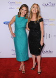 Kathy Lee Photo - 24 May 2016 - Beverly Hills California - Natalie Morales Kathie Lee Giffford Arrivals for the 41st Annual Gracies Awards held at Beverly Wilshire Hotel Photo Credit Birdie ThompsonAdMedia