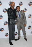 Henri Simmons Photo - 10 January 2017 - Pasadena California - Henry Simmons Anthony Anderson Disney ABC Television Group TCA Winter Press Tour 2017 held at the Langham Huntington Hotel Photo Credit Birdie ThompsonAdMedia