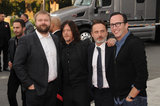 Andrew Lincoln Photo - 23 October 2016 - Hollywood California Robert Kirkman Norman Reedus Andrew Lincoln AMC Presents Live 90-Minute Special Edition Of Talking Dead held at Hollywood Forever Cemetery  Photo Credit Birdie ThompsonAdMedia
