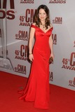 Kimberly Williams Photo - 09 November 2011 - Nashville Tennessee - Kimberly Williams Paisley The 45th Annual CMA Awards Country Musics Biggest Night held at Bridgestone Arena Photo Credit Byron PurvisAdMedia