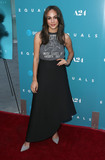 Aurora Photo - 07 July 2016 - Hollywood California - Aurora Perrineau Equals Los Angeles Premiere held at ArcLight Hollywood Photo Credit SammiAdMedia