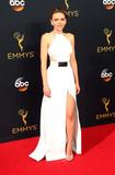 Aimee Teegarden Photo - 18 September 2016 - Los Angeles California - Aimee Teegarden 68th Annual Primetime Emmy Awards held at Microsoft Theater Photo Credit AdMedia