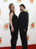 Kristian Bush Photo - October 14 2012 - Atlanta GA -  Jennifer Nettles and Kristian Bush of Sugarland walked the red carpet at the 2012 Georgia Music Hall of Fame Awards Jennifers baby bump was the talk of the carpet Photo credit Dan HarrAdmedia