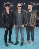 Andrew Lawrence Photo - 18 May 2017 - Hollywood California - Matthew Lawrence Joey Lawrence Andrew Lawrence Premiere Of Disneys Pirates Of The Caribbean Dead Men Tell No Tales at Dolby Theatre in Hollywood Photo Credit Birdie ThompsonAdMedia