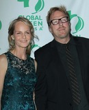 Matthew Carnahan Photo - 20 February 2013 - Hollywood California - Helen Hunt Matthew Carnahan 2013 Global Green USAs Pre-Oscar Party Held At Avalon Photo Credit Kevan BrooksAdMedia