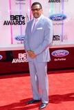 Judge Greg Mathis Photo - 29 June 2014 - Los Angeles California - Judge Greg Mathis Arrivals for the 2014 BET AWARDS held at the Nokia Theater LA Live in Los Angeles Ca Photo Credit Birdie ThompsonAdMedia