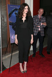 Ann Hathaway Photo - 04 April 2017 - Los Angeles California - Anne Hathaway Colossal - Los Angeles Premiere held at Vista Theatre Photo Credit AdMedia