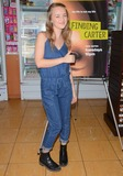 Anna Jacoby-Heron Photo - 12 August 2014 - Burbank California - Anna Jacoby- Heron Cast of MTVs Finding Carter celebrate the twins 17th birthday at Baskin-Robbins in Burbank Ca Photo Credit Birdie ThompsonAdMedia