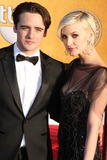 Ashley Simpson Photo - Vincent Piazza Ashley Simpsonat the 18th Annual Screen Actors Guild Awards Arrivals Shrine Auditorium Los Angeles CA 01-29-12