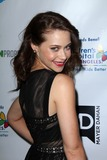 Amanda Leighton Photo - Amanda Leightonat the Dream Builders Project A Brighter Future For Children HOME Beverly Hills CA 03-15-14