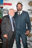 Ben Affleck Photo - Ed Asner Ben Affleckat the 1st Annual AutFest International Film Festival AMC Orange 30 Orange CA 04-23-17