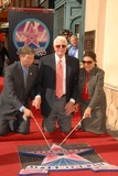Peter Graves Photo - Leron Gubler with Peter Graves and wife Joan Endress at the Hollywood Walk of Fame induction ceremony for Peter Graves Hollywood CA 10-30-09