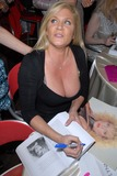 Ginger Lynn Photo - Ginger Lynnat the Golden Goddesses Book Launch Gala Event Hustler Hollywood West Hollywood CA 11-29-12
