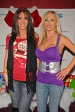 Nikki Benz Photo - Jayden Jaymes and Nikki Benzat Bridgetta Tomarchio B-Day Bash and Babes in Toyland Toy Drive Lucky Strike Hollywood CA 12-04-09
