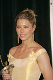 Jessica Biel Photo - Jessica Biel at the ShoWest 2005 Awards Night - Press Room Paris Hotel Las Vegas CA 03-17-05