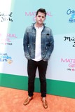 Charlie Carver Photo - Charlie Carverat the Children Mending Hearts 7th Annual Empathy Rocks Fundraiser Private Location Malibu CA 06-14-15