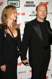 Deborah Rennard Photo - Deborah Rennard and Paul Haggisat the 21st Annual American Cinematheque Award Honoring George Clooney Beverly Hilton Hotel Beverly Hills CA 10-13-06