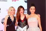 Kristen Bell Photo - Mila Kunis Kathryn Hahn Kristen Bellat the 2016 Billboard Music Awards Arrivals T-Mobile Arena Las Vegas NV 05-22-16