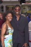Ahmed Best Photo - Ahmed Best and date at the premiere of Stars Wars Episode II Attack of the Clones at the Chinese Theater Hollywood 05-12-02