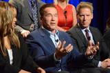 Arnold Schwarzenegger Photo - Arnold Schwarzeneggerat The New Celebrity Apprentice Cast QA Universal Studios Universal City CA 12-09-16