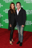 Ann Russell Photo - Lisa Ann Russell Jeff Probstat the Office Christmas Party Premiere Village Theater Westwood CA 12-07-16
