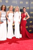 Chrystee Pharris Photo - Chrystee Pharris Crystal Hunt Donna Mills Lindsay Hartley at the 2015 Daytime Emmy Awards at the Warner Brothers Studio Lot on April 26 2015 in Burbank CACopyright David Edwards  DailyCelebcom 818-249-4998