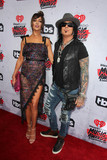 Nikki Sixx Photo - Courtney Sixx Nikki Sixxat the iHeart Radio Music Awards 2016 Arrivals The Forum Inglewood CA 04-03-16